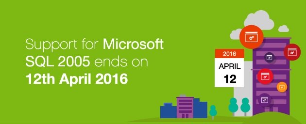 A Checklist of 40 Microsoft Software Titles Reaching End of Life/Extended Support in July 2016