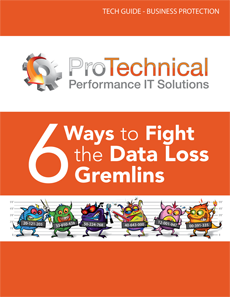 6 Ways to Fight the Data Loss Gremlings