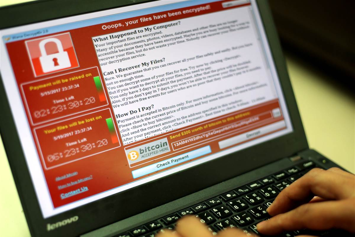 WannaCry Massive Ransomware Attack is the Biggest Ever