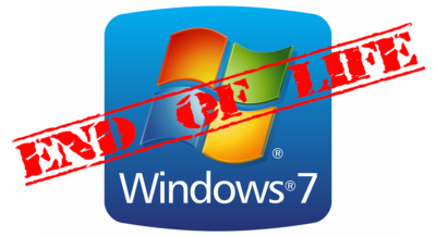 Windows 7 End of Life Quickly Approaching